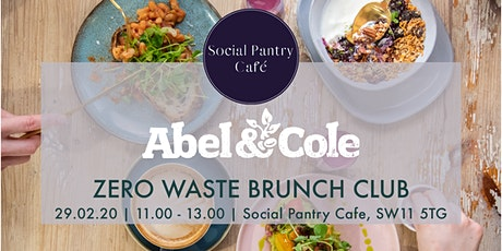Zero Waste Brunch Club with Social Pantry and Abel & Cole tickets