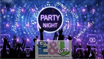 Expats & Locals party: CHEER IN STYLE