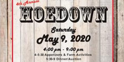 4th Annual HoeDown Fundraiser