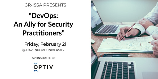DevOps: An Ally for Security Practitioners