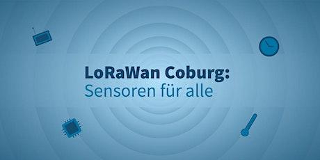Zweiter LoRaWan Workshop in Coburg Tickets