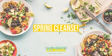 Spring Cleanse tickets