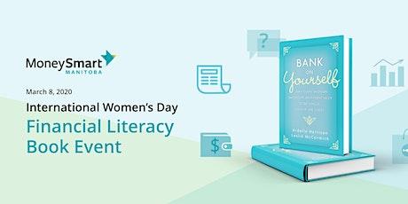 International Women's Day - Financial Literacy Book Event tickets
