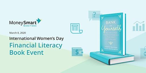 International Women's Day - Financial Literacy Book Event