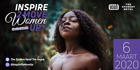 Inspire To Move Women Up: Health & Wealth tickets