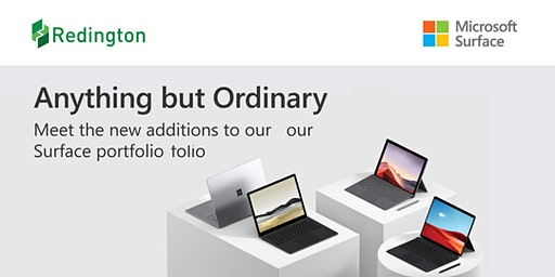 Meet the new additions to our Surface Portfolio - Oman
