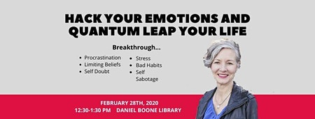Hack your Emotions and Quantum Leap your Life!