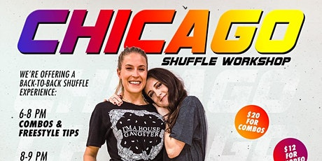 The Shuffle Circle presents: Chicago Shuffle Dance workshop tickets