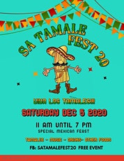 SA Tamale Fest 20 tickets