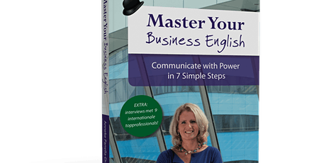 Training: Instant Business English Boost tickets