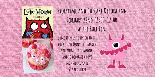 Storytime and Cupcake Decorating