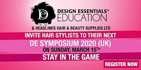 Design Essentials Symposium UK 2020 tickets
