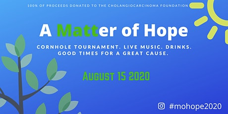 A Matter of Hope: A FUNdraiser for Cholangiocarcinnoma tickets