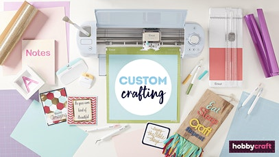 Belfast Newtownabbey Cricut one-to-one Workshop tickets