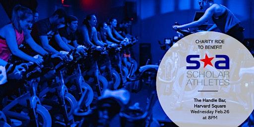 Spin & Sips Marathon Fundraiser for Scholar Athletes