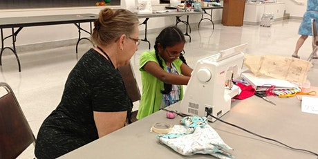 Sew Into Fashion: 4-H Sewing Camp: Duval 4-H (June 1-5, 2020) tickets
