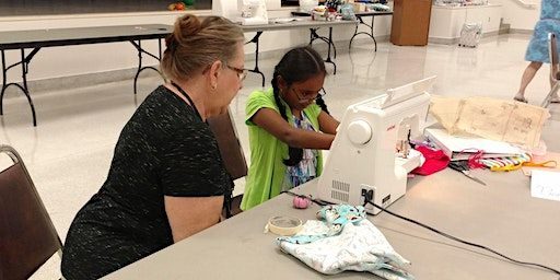Sew Into Fashion: 4-H Sewing Camp: Duval 4-H (June 1-5, 2020)