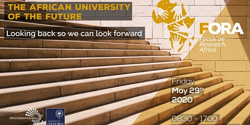 Focus on Research Africa (FORA) Conference