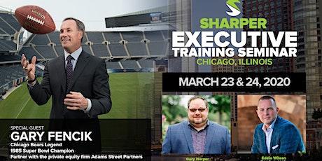 Sharper Executive Training Seminar tickets