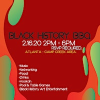 Black History BBQ (RSVP Required)
