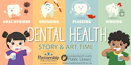 Dental Health themed Story & Art Time tickets