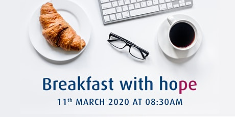 Breakfast with HOPE, the Homelessness Reduction Act module tickets