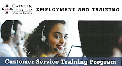 Catholic Charities Customer Service Training Program tickets