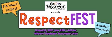 Respectfest tickets