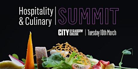 Hospitality & Culinary Summit tickets
