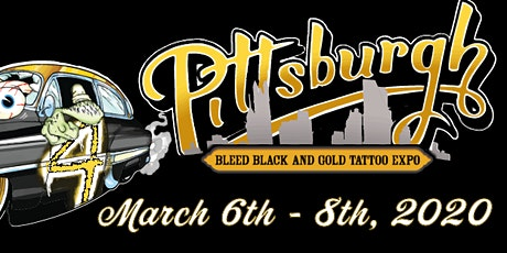 4th Annual Pittsburgh Tattoo Expo tickets