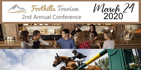 2nd Annual Foothills Tourism Conference tickets