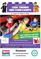 LEGO Themed Camp - One Day