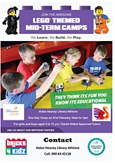 LEGO Themed Camp - One Day tickets
