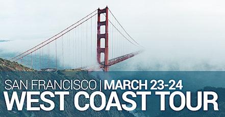 West Coast Tour – San Francisco – March 2020 tickets
