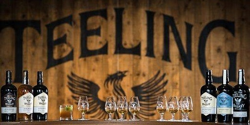 Teeling Whiskeys Tasting