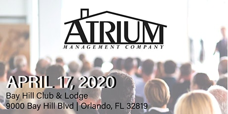 Atrium Investor Summit tickets