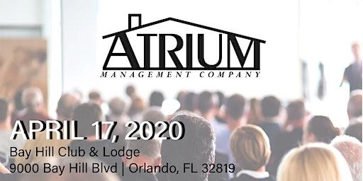 Atrium Investor Summit