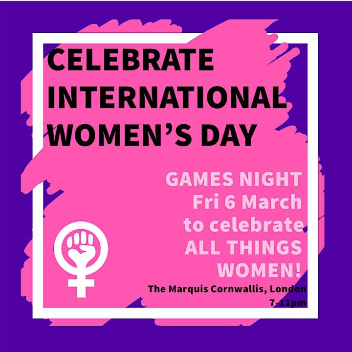 Freedom4Girls does International Women's Day! image