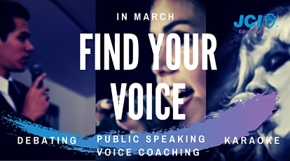 Find Your Voice Training Series tickets