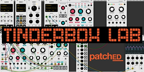 Introduction to Modular Synthesis with PatchEd tickets