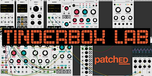 Introduction to Modular Synthesis with PatchEd