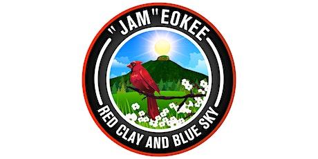 """Jam"" Eokee Music Festival- Carolina Red Clay and Blue Sky tickets"