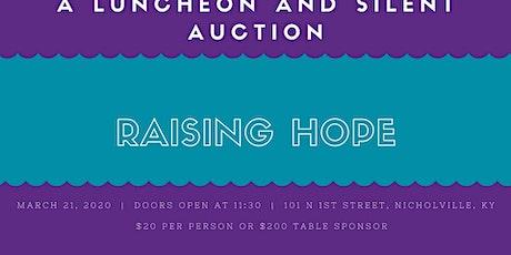 Raising HOPE tickets
