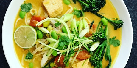 Vegan Cooking and Nutrition Workshop - Asian tickets