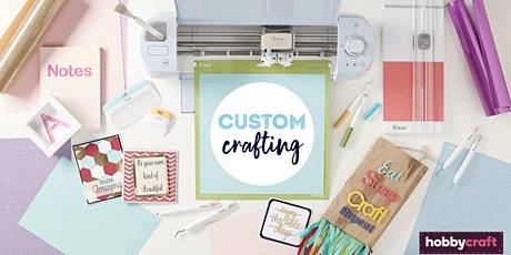 Stockport Cricut one-to-one Workshop - How to design a Box Frame! tickets