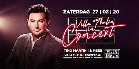 Villa Thalia in Concert: Tino Martin  tickets