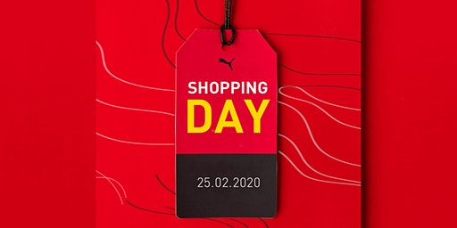 SHOPPING DAY - PUMA OUTLET KIRCHHEIM