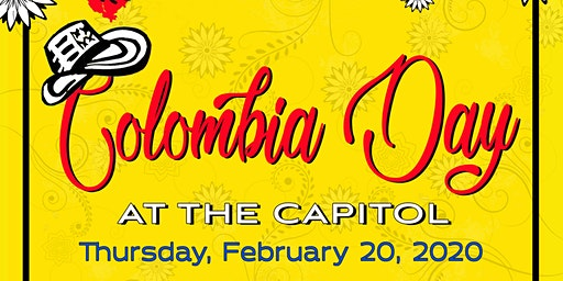 Colombia Day at the Florida Capitol 2020