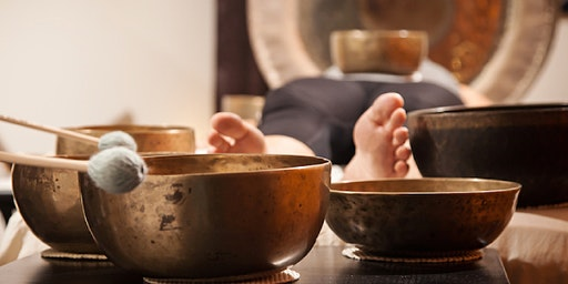 Meditation and Sound Bowl Massage Experience - April