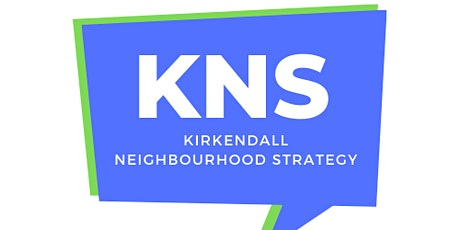 Kirkendall Neighbourhood Strategy Community Conversation tickets